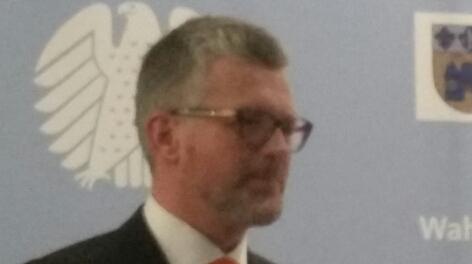Der Botschafter der Ukraine Dr. Andrij Melnyk